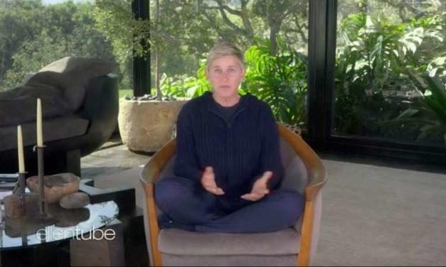 Ellen DeGeneres Returns to Her Show With Some Much-Needed Words of Comfort: Watch