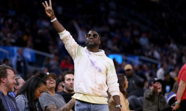 Kevin Hart tells awesome story about Kobe Bryant using only left hand at basketball camp