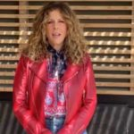 Rita Wilson Delivers First Performance Since Coronavirus Recovery at Virtual NASCAR Event