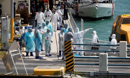 Still cruising: 6,000 Carnival passengers are at sea amid coronavirus pandemic