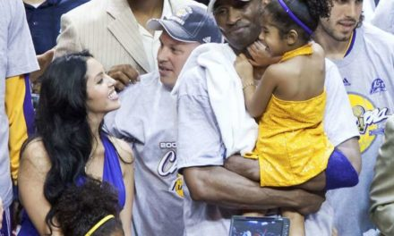 Vanessa Bryant: Kobe's HOF induction 'peak of his NBA career