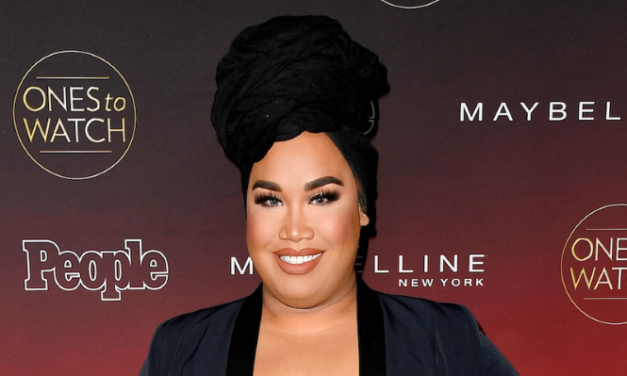 YouTube beauty guru Patrick Starrr shares his makeup routine for video calls and working from home